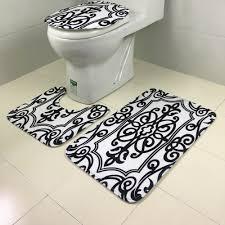 Nautical Bath Rug Sets Bathroom Cheap Bathroom Sets For Beautiful Bathroom Design