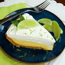 key lime green zesty key lime pie with macadamia nut crust u0026 whipped cream