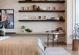 Desk Shelving Ideas Embrace Minimalism Shelf Desks With Discerning Designs