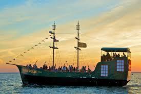 lbi pirate ship black pearl