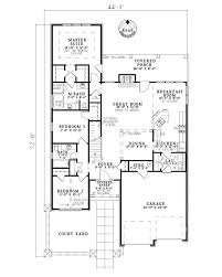 Hacienda Floor Plans Hacienda Bay Sunbelt Home Plan 055d 0780 House Plans And More