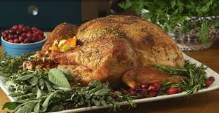 and garlic roast turkey gourmet