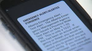 best oil ls emergency preparedness didn t get a mobile emergency test alert this might be why ctv news