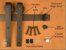 How To Make A Barn Door Track Puertas Correderas Tipo Granero Construye Tus Proyectos Con