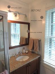 easy bathroom remodel ideas easy bathroom updates