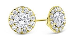 daily wear diamond earrings how to buy the pair of diamond stud earrings overstock