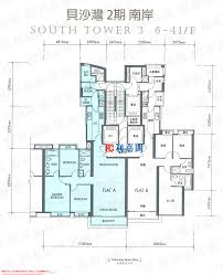 bel air floor plan ricadata tower 3 phase 2 south towers residence bel air