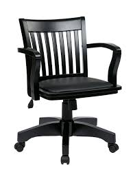 Wood Swivel Desk Chair by Black Wood Desk Chair Dining Chairs