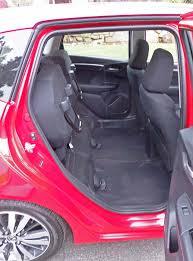 car seat honda fit 2015 honda fit review