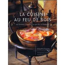 feu de cuisine la cuisine au feu de bois relié jacqueline queneau achat