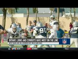who has the most on the line which team on thanksgiving