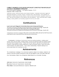 Military Experience Resume Publication Thesis Format Resume Companion Cover Letter Best