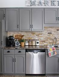 Easy Kitchen Cabinet Makeover 10 Diy Kitchen Cabinet Makeovers Before U0026 After Photos That