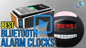 Cool Digital Clocks by Top 10 Bluetooth Alarm Clocks Of 2017 Video Review