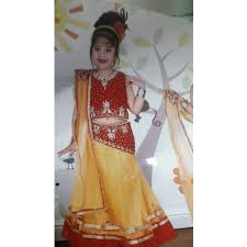lancha dress lancha at rs 800 gandhi nagar delhi id 11927729430