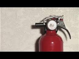 First Alert Kitchen Fire Extinguisher by Home Safety Tips How To Install A Fire Extinguisher Youtube