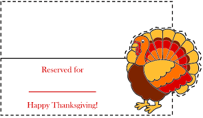 thanksgiving crafts turkey place card primarygames play free