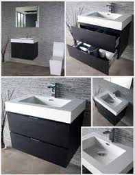 image for wall mount bathroom vanity ensuite pinterest
