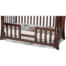 Convertible Crib Guard Rail Child Craft Toddler Guard Rail For Parisian Crib Select Cherry