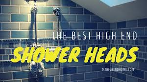 High End Catalogs For Home Decor by Best High End Shower Heads Luxury Wishlist 2015 Youtube
