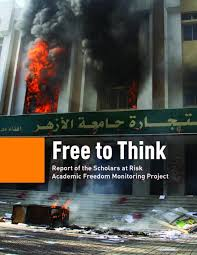 free to think a report of the academic freedom monitoring project