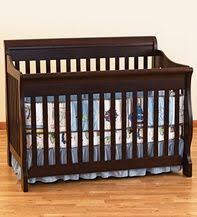 Simplicity Convertible Crib Simplicity Four In 1 Crib Convertible Sleigh Baby Crib Wanted