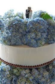 Hydrangea Wedding Hydrangea Wedding Cake Toppers The Wedding Specialiststhe
