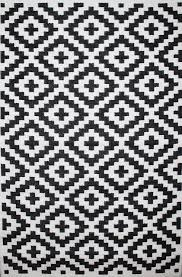 Woven Plastic Outdoor Rugs by Coffee Tables Black And White Striped Outdoor Rug 8x10 Black And