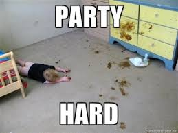Party Hard Meme - party hard imgur