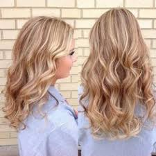 brown lowlights on bleach blonde hair pictures my hair dark ashy roots and lowlights with cool blonde throughout
