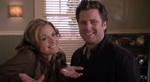 james roday and maggie lawson 2015 tv review back in the game pilot maggie lawson james caan