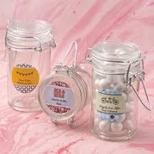 favor jars favor jars bottles favor packaging bridal shower