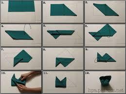 how to make table napkins crown table napkin folding easy origami