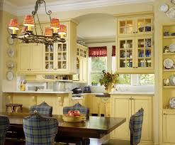 Classic Kitchen Ideas Yellow Colored Kitchen Design Ideas Outofhome