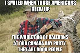 Funny Canadian Memes - unsuspecting canadian friend of america memes quickmeme