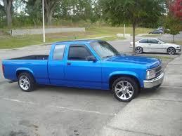 1990 96 Dodge Dakota Consumer Dodge Dakota I Had A 1996 Two Tone Blue On Silver It Was The