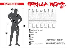 gorilla wear classic workout top extreme nutrition