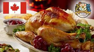 2017 canadian thanksgiving dinner
