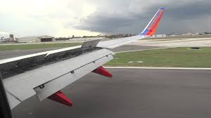 Southwest Flight Tickets by Southwest Airlines Landing At Harlingen Valley International