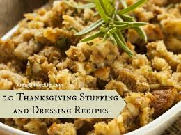 20 thanksgiving and dressing recipes