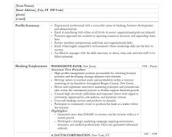Investment Banking Resume Example by Banker Resume Template Best Banking Resume Templates Samples On
