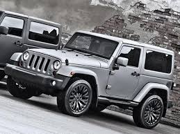 modified white jeep wrangler now that the defender is gone kahn wants to modify the jeep