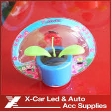 discount solar powered car ornaments 2017 solar powered car