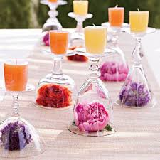 table centerpiece ideas 20 candles centerpieces table decorating ideas for