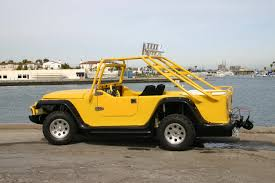 amphibious jeep wrangler watercar gator an amphibious vw beetle based jeep lookalike for