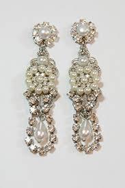 wedding earrings chandelier bridal earrings chandelier silver chandelier earrings