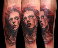 horror tattoos and designs page 82