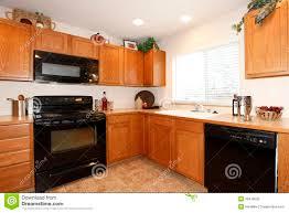 White Appliance Kitchen Ideas Kitchen Design Fascinating Black Appliances Kitchen With Black