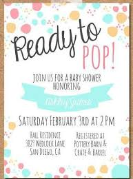popular baby shower ready to pop baby shower invites theruntime