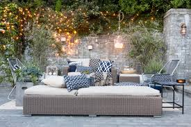 Target Outdoor Lights String Take It Outside Target Patio Makeover Emily Henderson